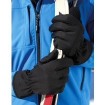 Guantes softshell Thermal - Result