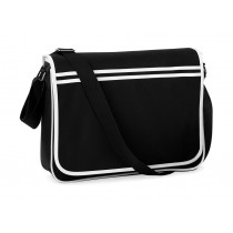 Bolsa Messenger Retro - Bag Base