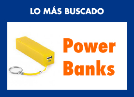 Power banks regalo publicitario economicos