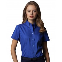 Camisa corporativa Oxford mujer - Kustom Kit