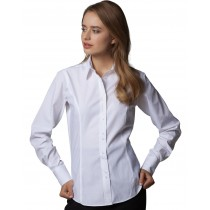 Camisa City Business manga larga mujer - Kustom Kit