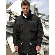 Chaqueta hombre Work-Guard Sabre Long Coat - Result